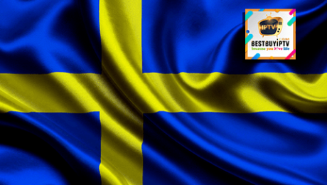 IPTV Sweden channels 48h free trial with 7300 channels and