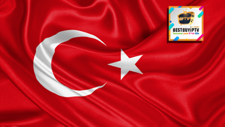 IPTV Turkey channels 48h free trial with 7300 channels and