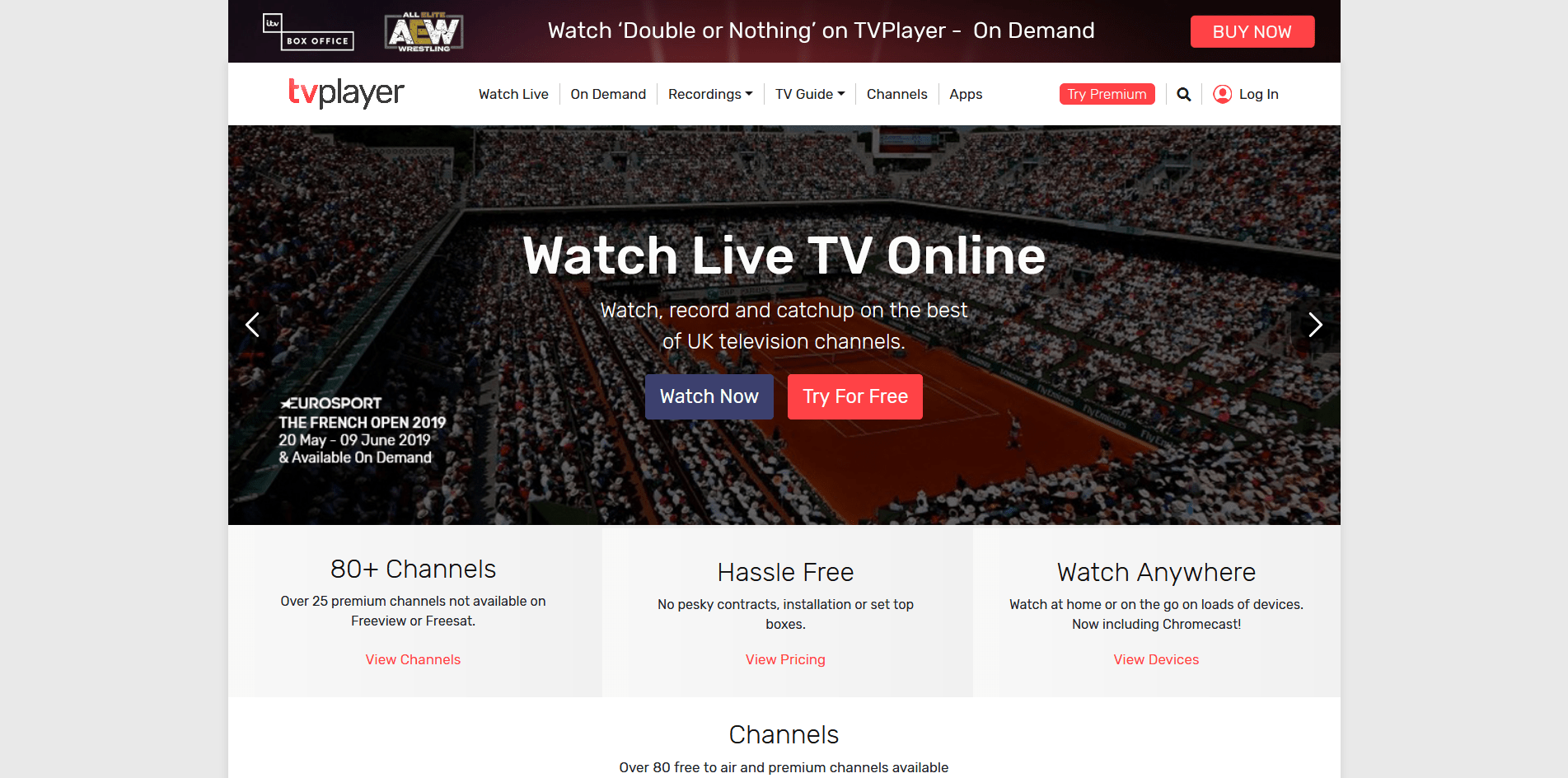 TTVP player legal IPTV