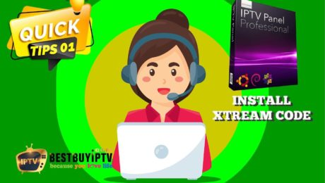 Install xtreamcode part 1